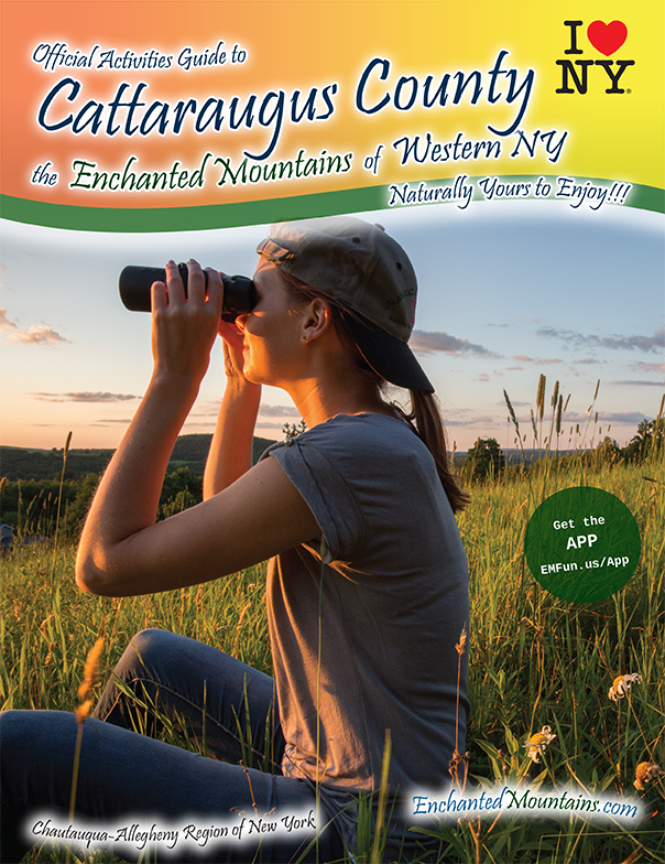 Enchanted Mountains of Cattaraugus County Travel Guide for 2016