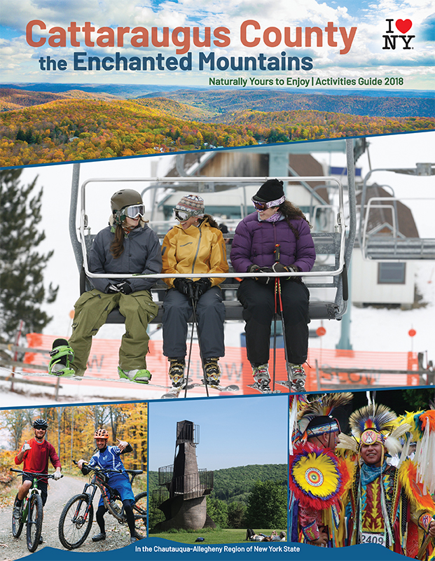 2018 Activities Guide to Cattaraugus County
