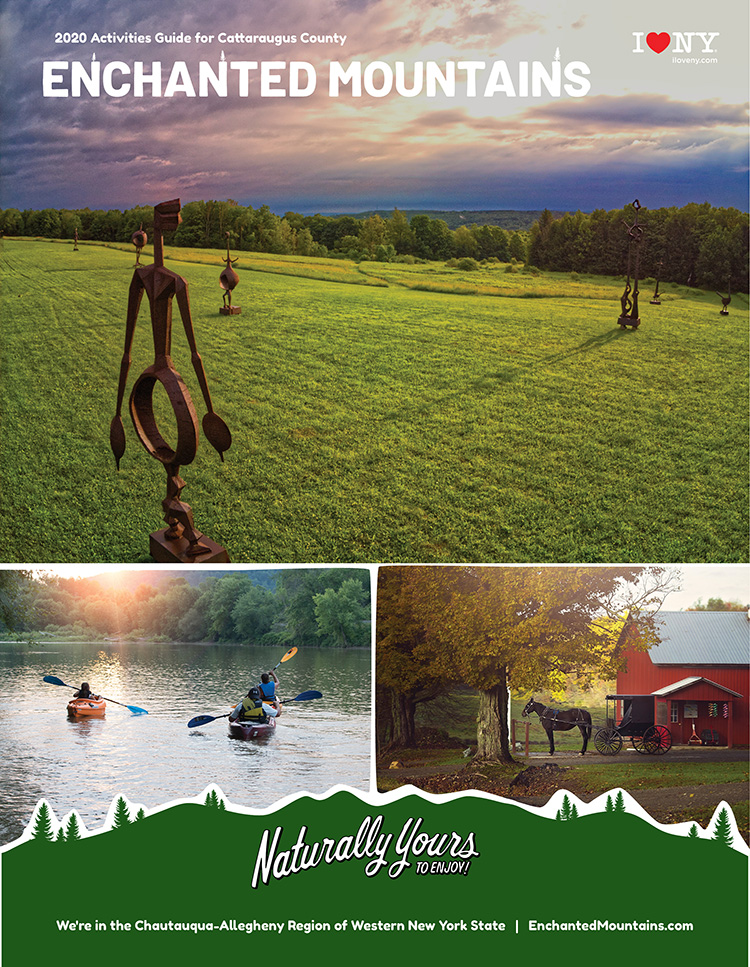 Enchanted Mountains of Cattaraugus County Travel Guide for 2020