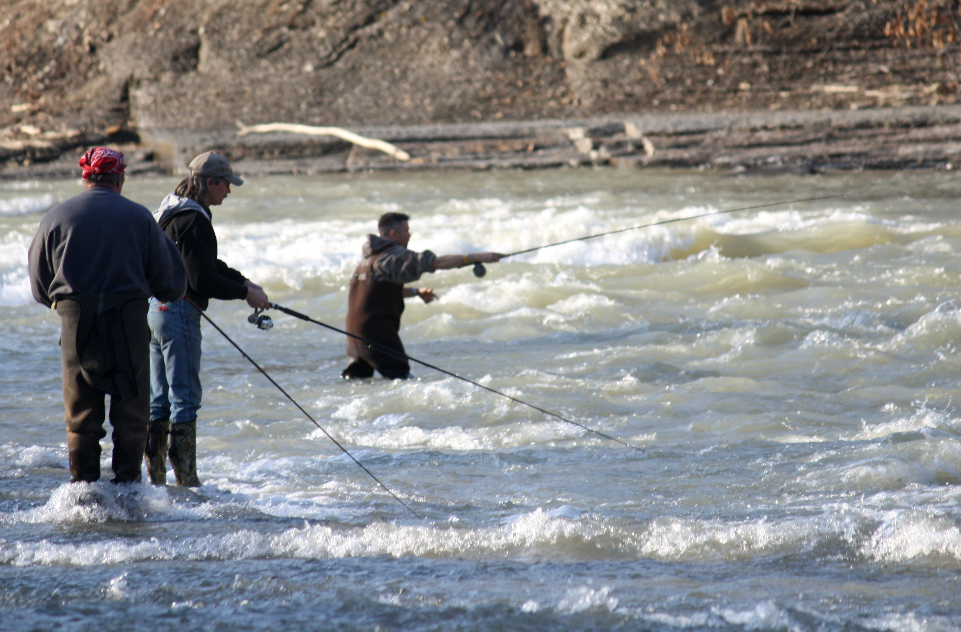 Fishing | Enchanted Mountains of Cattaraugus County, New York