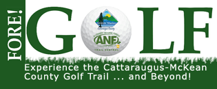 Fore!Golf: Experience the Cattaraugus-McKean County Golf Trail and Beyond!