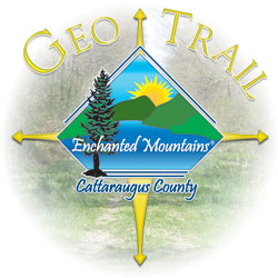 Geocache the Enchanted Mountains GeoTrail