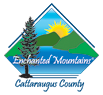 Enchanted Mountains badge