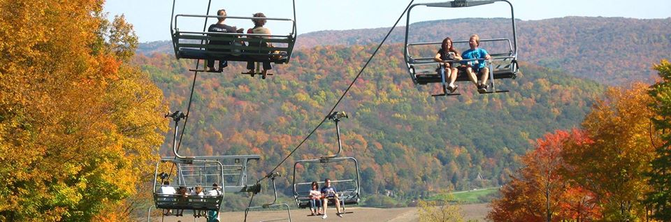 chair lift rides