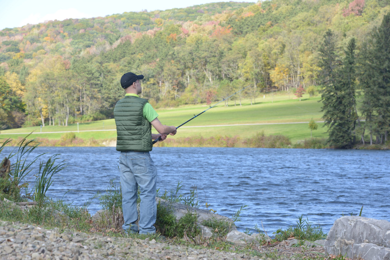 Free fishing days in ny enchanted mountains of for New york state saltwater fishing license