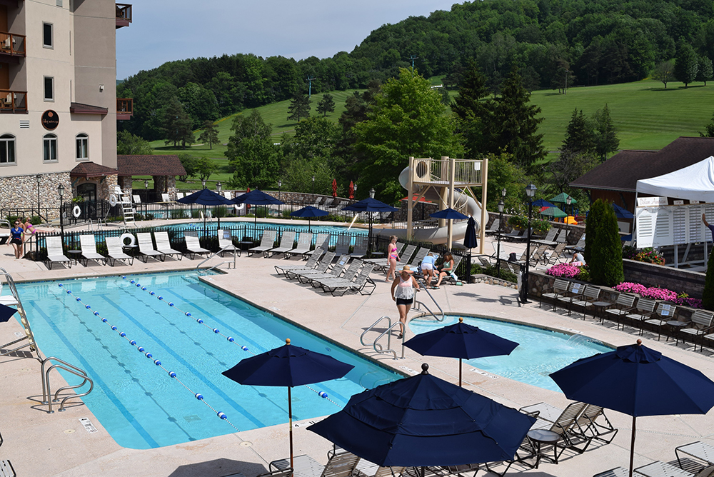 Holiday Valley 39 S Pools Open For The Summer Enchanted
