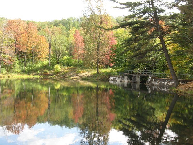 Photo Of 2009 Science Lake At Allegany State Park
