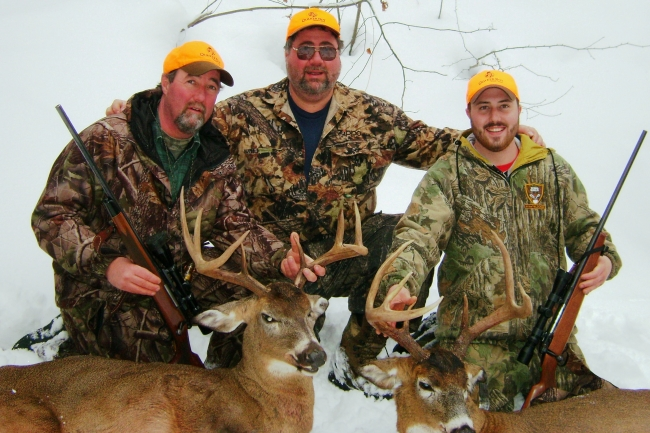 Hunting in Cattaraugus County