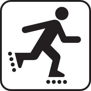 Icon for Rollerblading