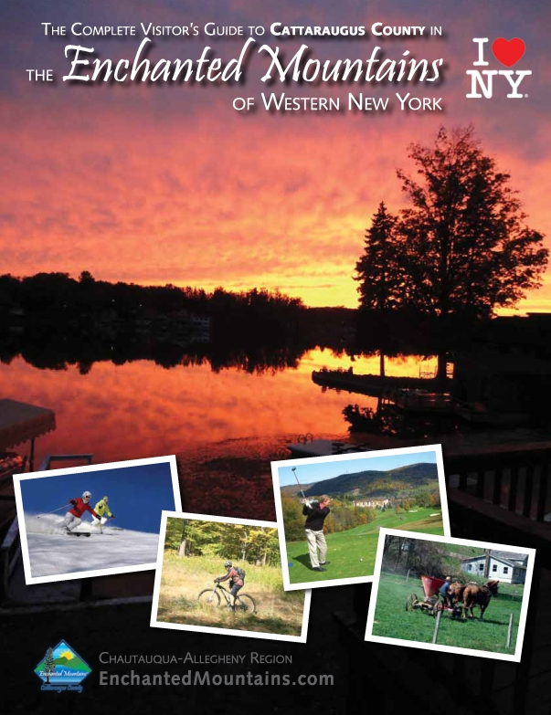 2011 Enchanted Mountains of Cattaraugus County Visitor's Activities Guide