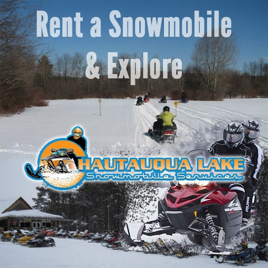 Picture of Rent a snowmobile in Western New York