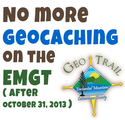 Picture of Enchanted Mountains GeoTrail is ending