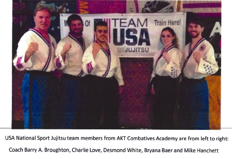 Team AKT to represent USA