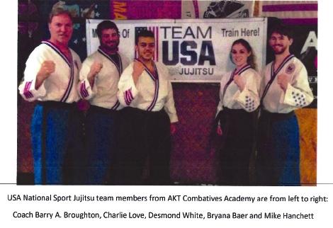 Team AKT to represent USA