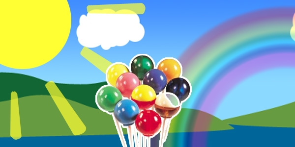 Picture of Sunshine, Lollipops and Rainbows