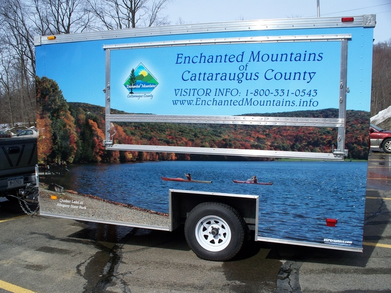 Picture of the Enchanted Mountains Trailer
