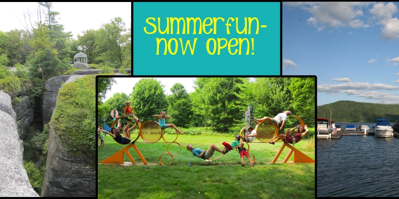 Picture of Summer Fun Now Open!