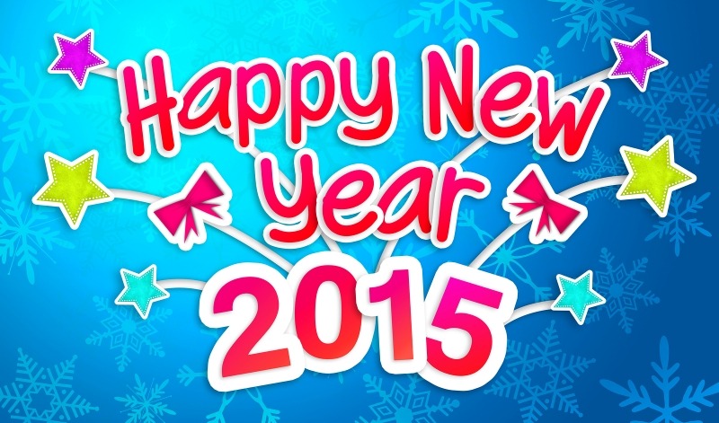 New Year Begins!