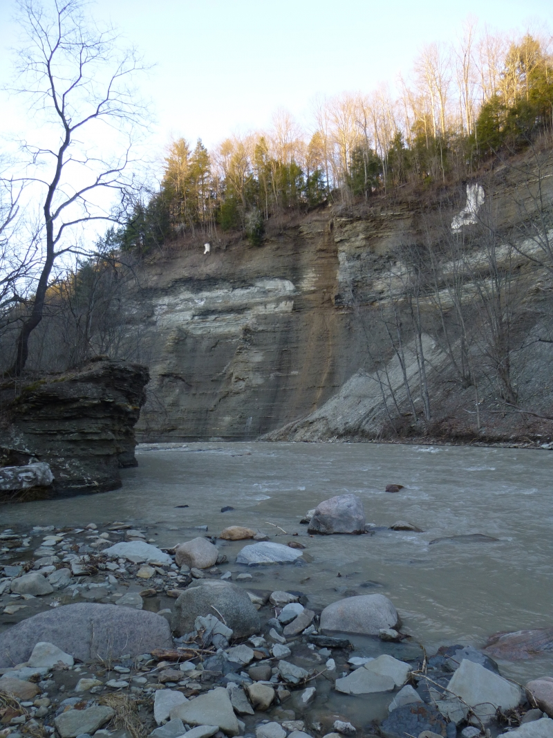 The Mighty Cattaraugus Creek