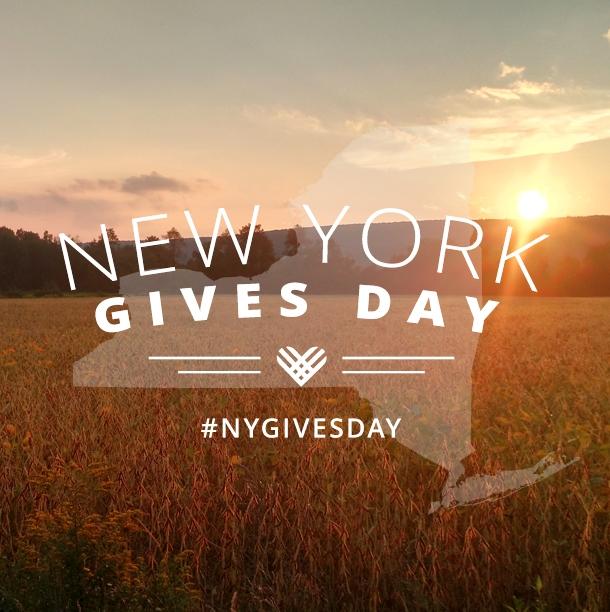 #NYGivesDay