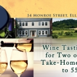 Wine Tasting Packages for Two or Four with Take-Home Bottles (Up to 55% off)