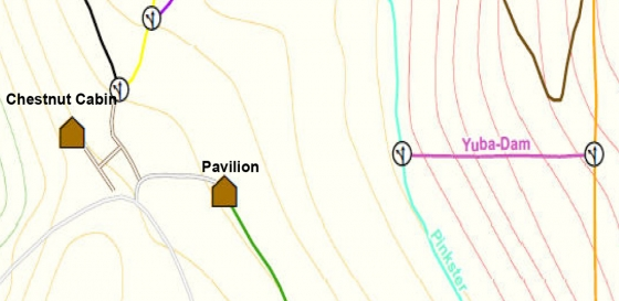 Preview of a portion of the Lillibridge Tract map