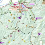 Preview Image for Visitors Map of Allegany State Park
