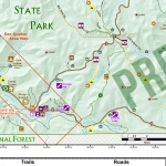 Preview Image for 2014 Visitors Map of Allegany State Park