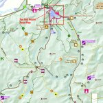 Image for Visitors Map of Allegany State Park