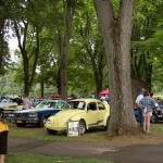 Portville Heritage Days 2018 Syd Evans