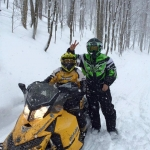 Snowmobile Season in Cattaraugus County