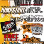 2013 Harley-Day Valley Poster at Holiday Valley Resort by GHD