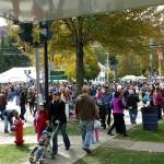 Ellicottville's Fall Festival 2019