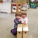 Build a Bluebird Nest Box with Pfeiffer Nature Center