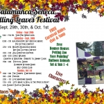 2017 Falling Leaves Festival in Salamanca, NY