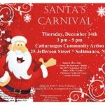 2017 CCA Santa's Carnival