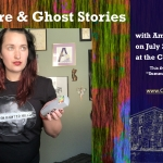 Folklore & Ghost Stories at the Summer at the Stone House with Amanda Woomer