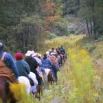 Fall Trail Ride