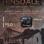 Haunted Hinsdale Poster