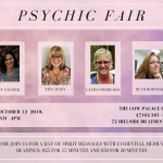 Photos of 6 Mediums for Psychic Fair
