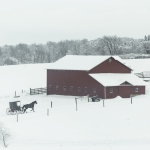 Winter Amish Trail