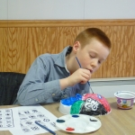 February Kids Arts Camp at Arts Council
