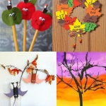 Fall Family Art Day in Olean