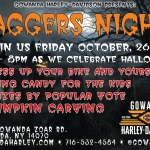 Baggers Night Gowanda Harley 2018