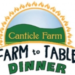 Canticle Farm's Farm to Table Dinner 2019