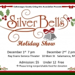 Silver Bells Holiday Show Ray Evans Theater 2018