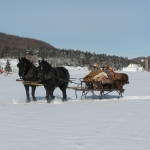 Sleigh Ride with The Crosspatch