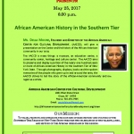 African American History in the Southern Tier