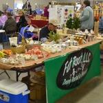 Talk to the folks who make honey and horseradish from Hinsdale, NY