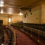 Row of seats